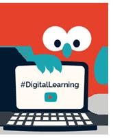 A savoir egal digital learning mascote